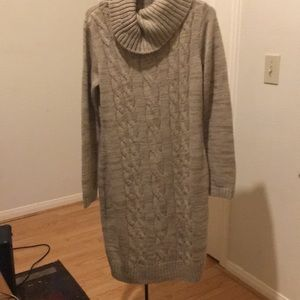 NOT SOLD Sweater dress by Venus